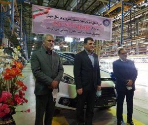 جدیدترین خودرو شاسیبلند بازار ایران